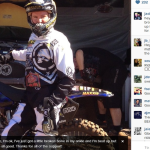moto x freestyle finalist accident – 2013 –  Jackson Strong?